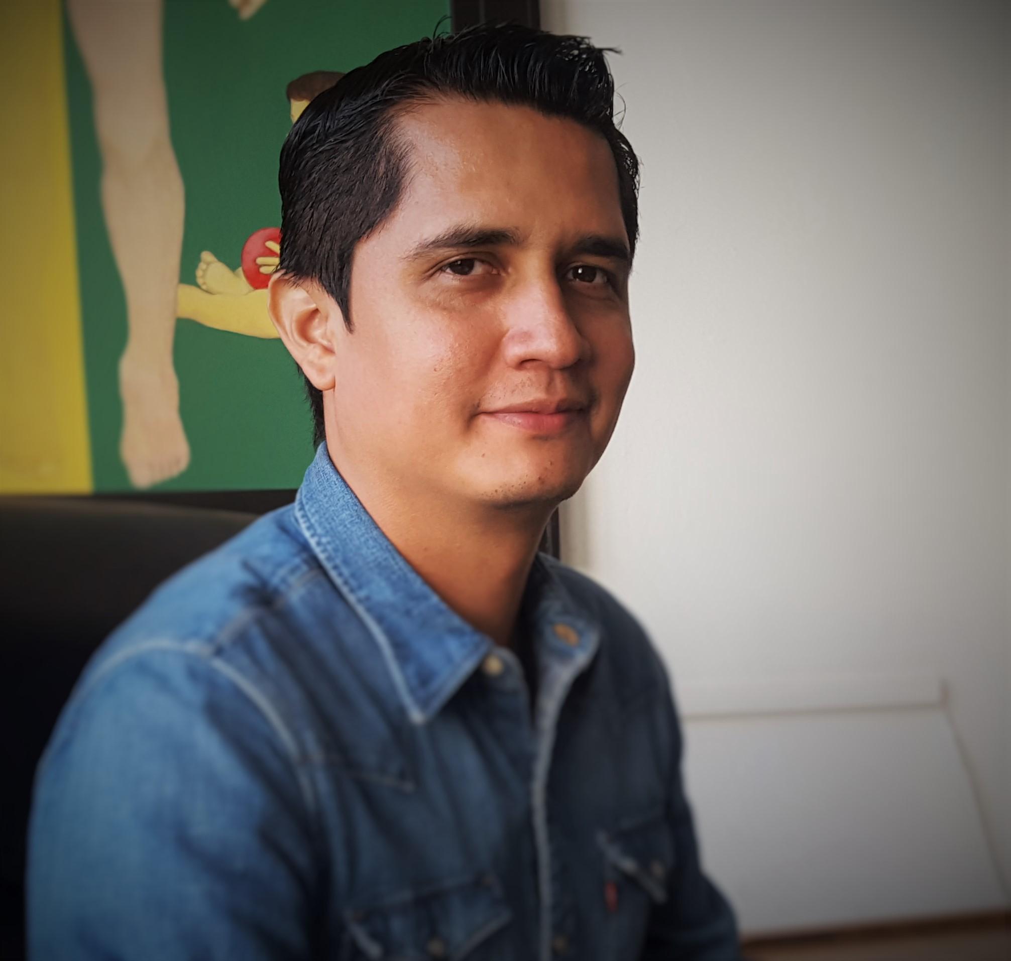 LIC. ALEXANDER BARRETO MENDOZA